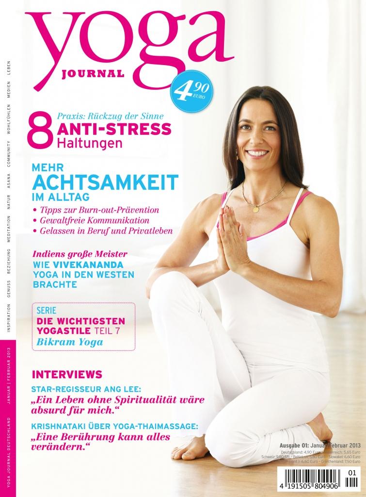 Yoga Journal Well Media Gmbh