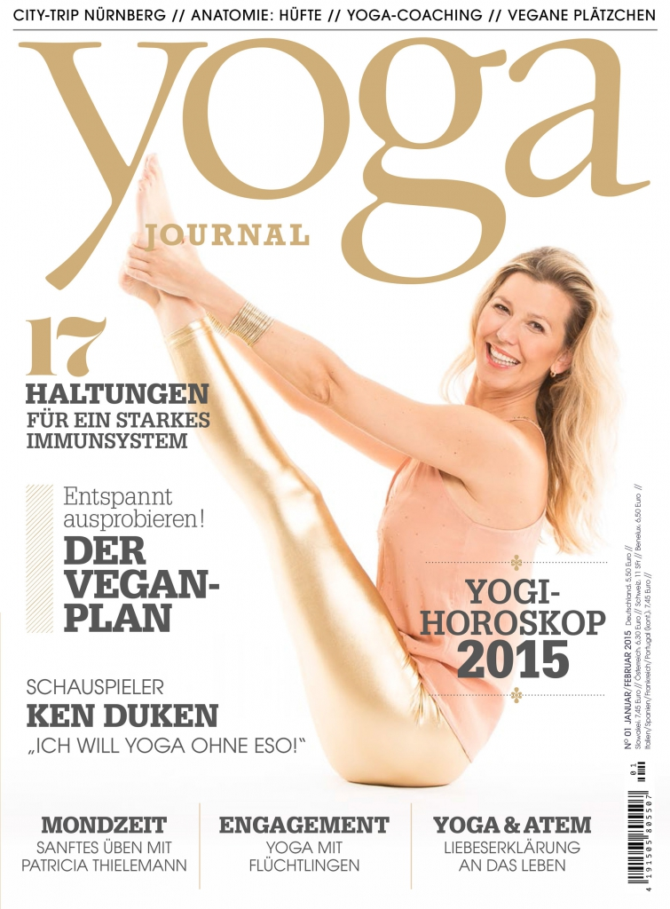 Yoga Journal Well Media Gmbh